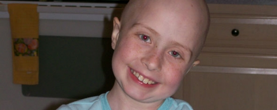 Young cancer survivor has high hopes for new children's hospital