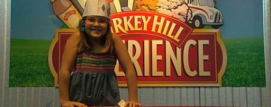 Turkey Hill's Four Diamonds Fudge ice cream