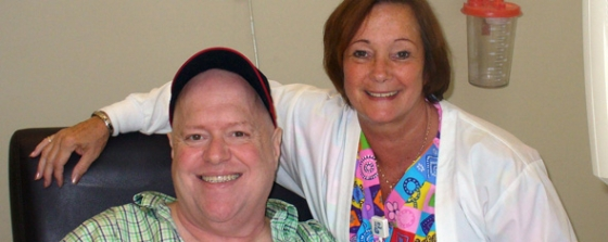 My story: Male breast cancer