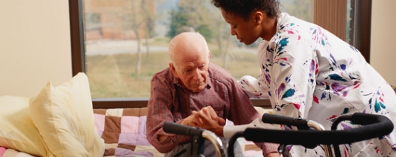Hospice care eases physical and emotional pain