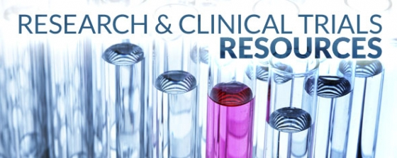 Research & Clincial Trials Resources