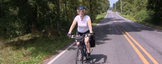 Road to Hope: Vicky Darden's bicycle adventure continues